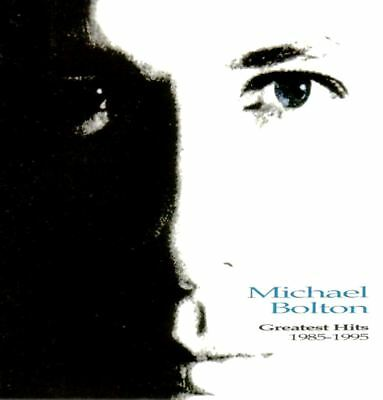 MICHAEL BOLTON greatest hits (1985-1995) (CD compilation) best of, soft rock