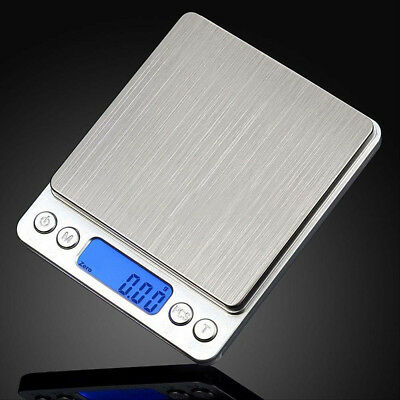 200g x 0.01g Portable Mini Digital Scale Jewelry Pocket Balance Weight Gram LCD