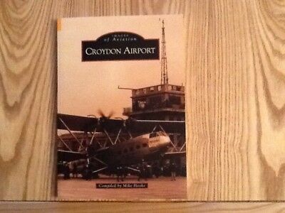 Croydon Airport - Images Of Aviation By Mike Hooks