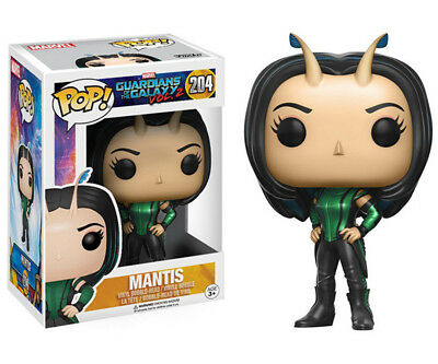 FUNKO POP 204  Bobble Marvel Golg 2 Mantis