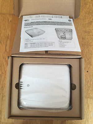 HP J9651A 802.11n Dual Band Wireless AP Router MSM430 2,4GHz 16x SSID in OVP