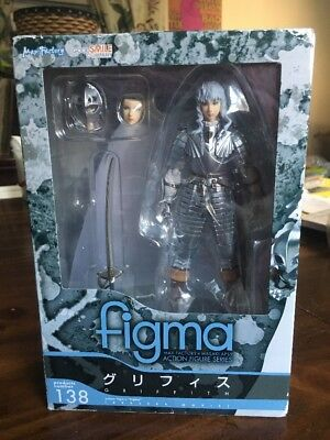 Max Factory - Berserk Movie figurine Figma Griffith 15 cm New From Japan
