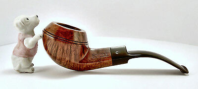 Comoy's Tradition (409) Bent Bulldog Pipe  烟斗