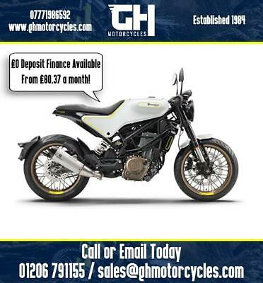 2018 Husqvarna Vitpilen 401 | £1600 OFF RRP! | Low Rate Finance Available