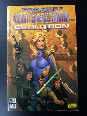Star Wars Comic / Schatten des Imperiums Evolution / Sonderband