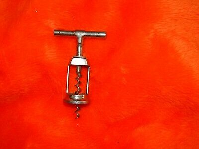 Rare Vintage Fly Nut Corkscrew Marked - Made In Western Germany