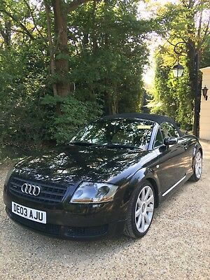 Audi TT Roadster 03 Fabulous Drive but Roof not working