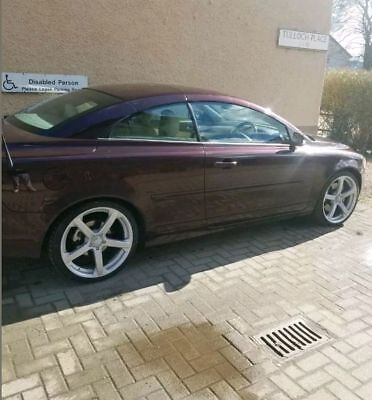 VOLVO C70 D5 SE HARDTOP CONVERTIBLE readvertised due to 6 non paying bidders  !!