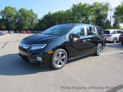 Honda Odyssey Touring Automatic Touring Automatic 4 dr Van Automatic Gasoline 3.5L V6 Cyl CRYSTAL BLK PRL