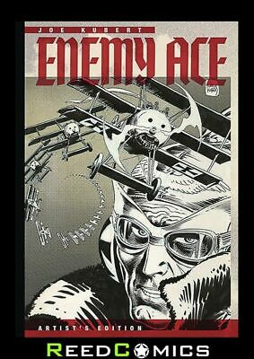 JOE KUBERT ENEMY ACE ARTIST EDITION HARDCOVER New Boxed Sealed Hardback