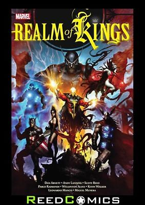 REALM OF KINGS GRAPHIC NOVEL (368 Pages) New Printing Paperback