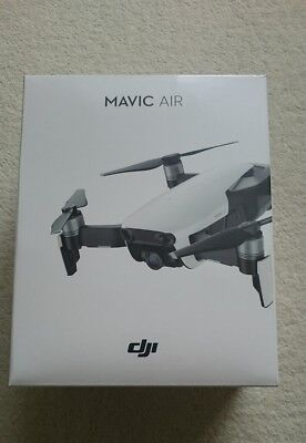 DJI Mavic Air Onyx Black Portable Drone 3-Axis Gimbal & 4K Camera Brand New