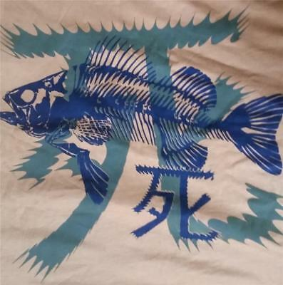 FIREFLY Loot Crate MAY 2016 DEAD FISH Tshirt XL