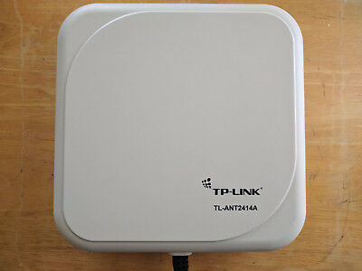 TP-LINK 2.4 GHZ 14dBi OUTDOOR YAGI DIRECTIONAL ANTENNA