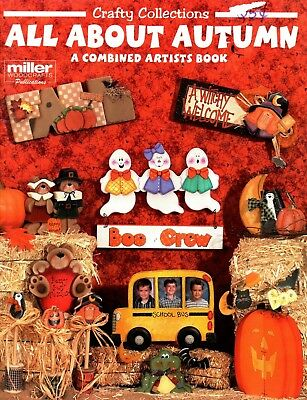All About Autumn: A Combined Artists Book [Crafty Collections] (1999, Paperback)