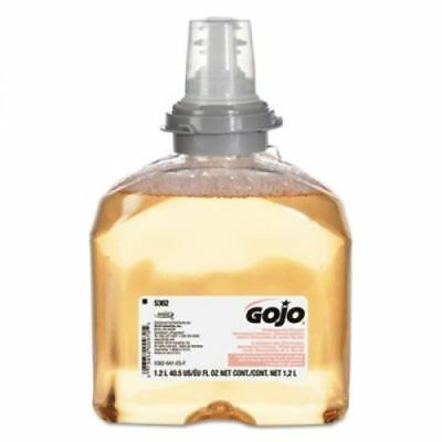 Lot-2-Gojo Antibacterial Foaming Hand Soap,with vitaminE &aloe, (5362-641-ES-F)