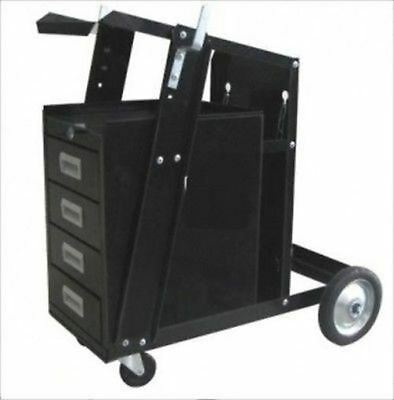 Mobile Arc Welder Tank Cart & Tool Box