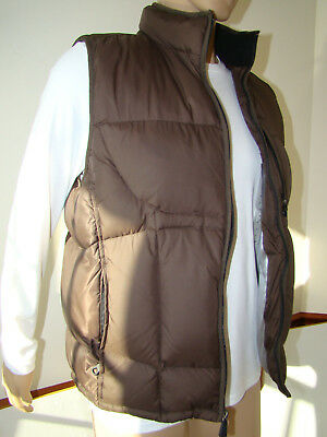 GAP casual VEST Superior QUALITY 50% DOWN 50% FEATHERS Size M Paid Price $89.00