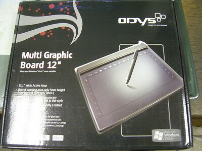 Odys Multi Graphic Board 12""