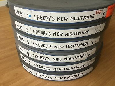 Wes Craven's New Nightmare - 35mm - 6 Akte