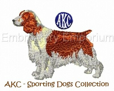 Akc - Sporting Dogs Collection - Machine Embroidery Designs On Cd