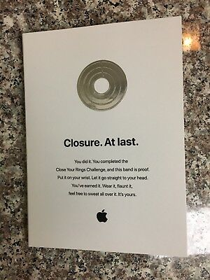 Apple - Close Your Rings Watch Band 2018 42MM