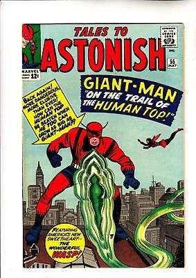 Tales to Astonish 55 high grade