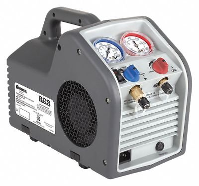 Robinair Refrigerant Recovery Machine  Includes Manual RG3