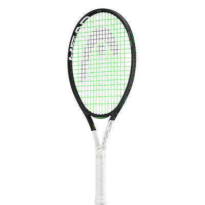 New HEAD IG SPEED 25 Junior Racquet Tennis Racket *Strung  with free cover 3 7/8