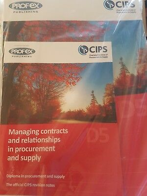 Managing Contracts and Relationships in Procurement and Supply: 4 by Profex Ltd…