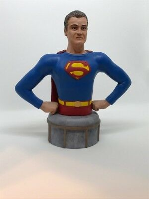 Superman George Reeves resin model kit