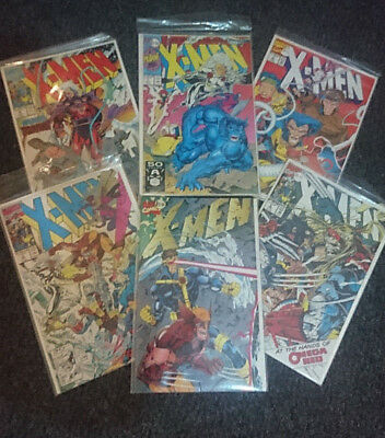 Marvel X-Men comic collection 1990's Great condition Issues #1-41