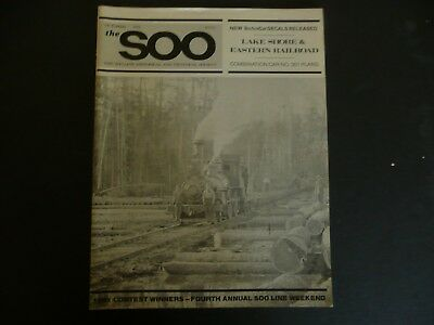 the SOO Journal of Soo Line Historical Society October 1981