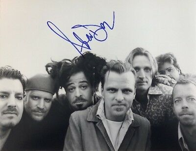 ADAM DURITZ HAND SIGNED 11x14 PHOTO COUNTING CROWS AUTHENTIC AUTOGRAPH RARE COA
