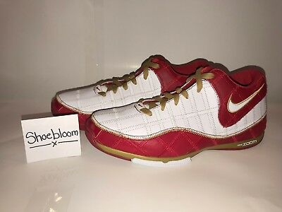 23d6d7a1366a8 Nike Zoom BB Low GAS ASG Nash PROMO SAMPLE PE All Star Sz 12 BNIB 100