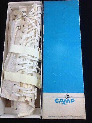 Camp Brand Daily Wear Support Corset ,size 40, White, Model 9267, Box, Vintage