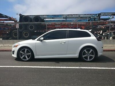 2011 Volvo C30  2011 Volvo C30 T5 R-design - 37k miles - 2.5L turbo w/ 6-speed manual