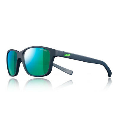 Julbo Unisex Powell Spectron 3 CF Sunglasses Green Navy Blue Sports Running