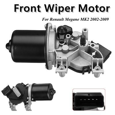 Front Windscreen Wiper Motor 7701054828 288001683R For Renault Megane MK2 02-09