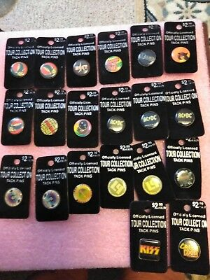 Tour Collection Tack Pins- Vintage- New-Qty.20