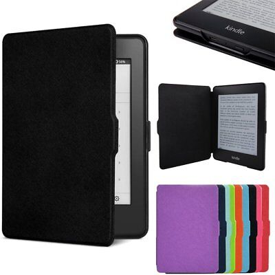 ULTRA SLIM MAGNETIC Leather Smart Case Cover for Amazon