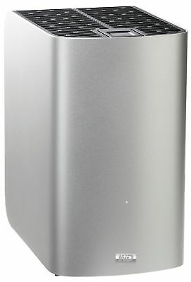 WD My Book Thunderbolt Duo 4TB Manufacturer Refurbished External Hard Drive b...