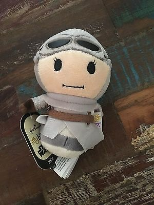 Hallmark Itty Bitty Bittys Disney Star Wars REY Force Awakens NWT