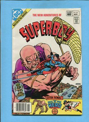The New Adventures of Superboy #35 Dial H For Hero DC Comics Novenber 1982