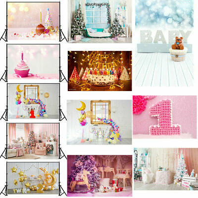 UK Photography Backdrop Photo Video Background Props for Kids Baby Birthday