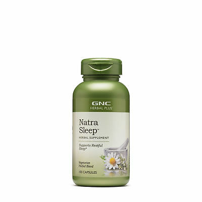 GNC Herbal Plus Natra Sleep