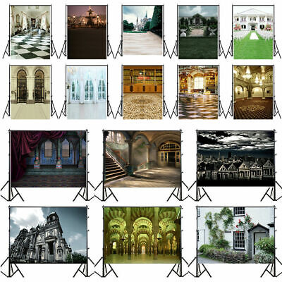UK Wedding Theme Photography Background Video Photo Shoot Props Backdrop Vinyl