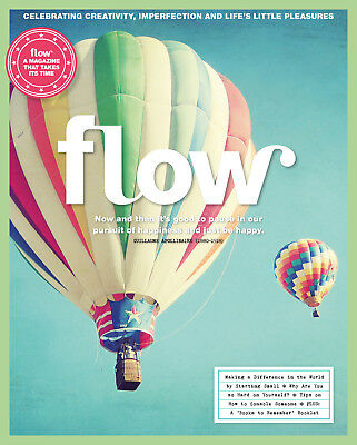 Flow Issue 24 CELEBRATING CREATIVITY IMPERFECTION & LIFE'S LITTLE PLEASURES