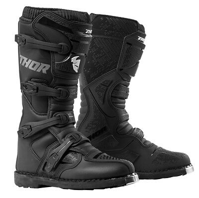Thor MX Motocross Men's Blitz XP Boots (Black) Choose Size