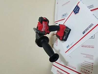 M18 2704-20 ,m18 2604-20 ,milwaukee Fuel Hammer Drill With Xc5.0 Battery